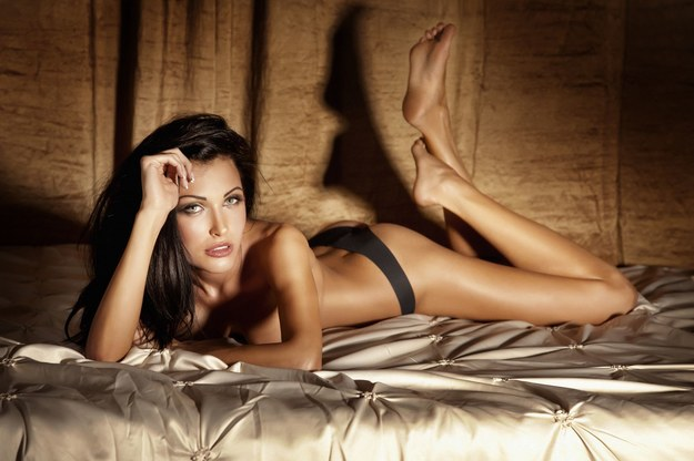 Każdy facet chciałby mieć taką kobietę...