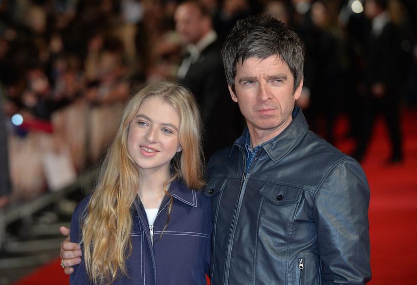 Córka Noela Gallaghera, Anais, szturmem podbija show-biznes. Modelka przyznała natomiast, że karierę zawdzięcza swojemu ojcu.