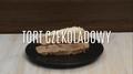 Przepis na prosty i tani tort czekoladowy