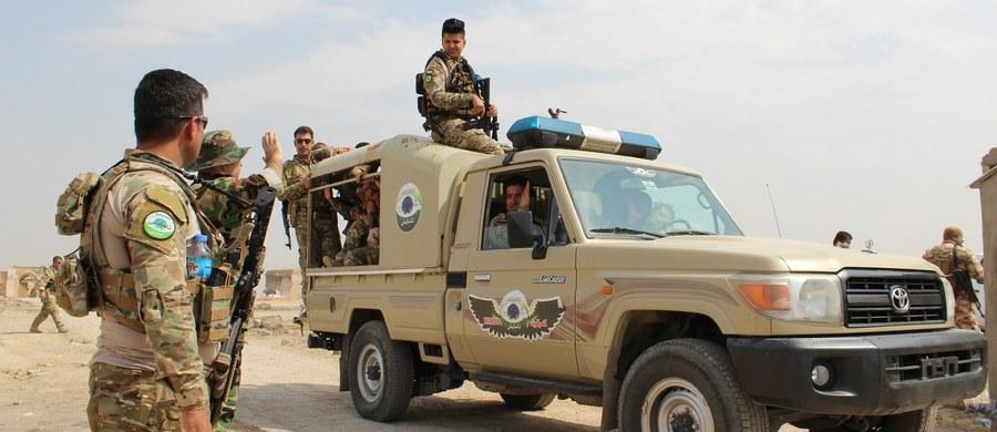 Irackie siły rządowe rozpoczęły operację w północnej prowincji Kirkuk, do której prawo rości sobie autonomiczny Kurdystan. Dziesiątki tysięcy bojowników kurdyjskich rozmieszczono w Kirkuku, by odeprzeć ewentualny atak irackiej armii.