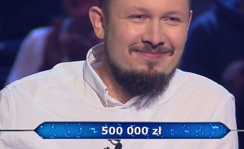 """W najbliższym odcinku """"Milionerów"""" (16 października) padnie pytanie o milion złotych"""