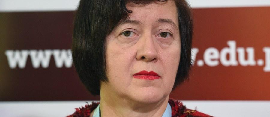 Wiceminister spraw zagranicznych Joanna Wronecka jest kandydatką na ambasadora Polski przy ONZ - dowiedział się reporter RMF FM Patryk Michalski. Ta propozycja zostanie zaopiniowana przez Sejm na najbliższej komisji spraw zagranicznych.