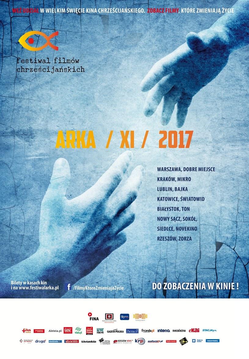 Druga edycja Festiwalu Filmów Chrześcijańskich ARKA odbędzie się w listopadzie w kilku miastach w Polsce. Jakie filmy i gdzie będzie można obejrzeć?