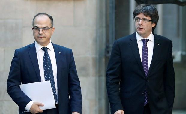 Katalońskie władze regionalne nie zastosują się do rozkazów hiszpańskiego rządu, jeśli Madryt będzie przejmować kontrolę nad regionem - powiedział w poniedziałek BBC rzecznik katalońskiego rządu Jordi Turull. Dodał, że Madryt działa wbrew woli Katalończyków.