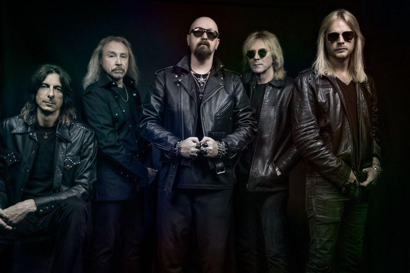 """""""Firepower"""" - tak brzmieć będzie tytuł nowego albumu Judas Priest."""