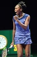 WTA Finals: Venus Williams - Jelena Ostapenko 7:5, 6:7, 7:5
