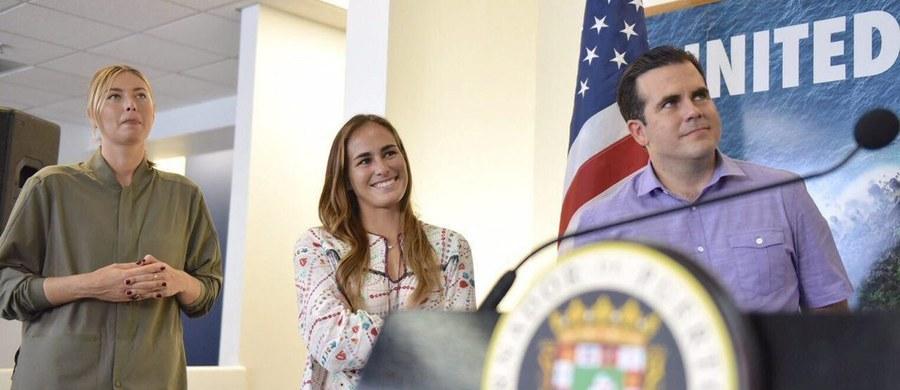Mistrzyni olimpijska w tenisie Monica Puig zebrała w niespełna miesiąc 130 tys. dolarów na pomoc poszkodowanym w jej rodzinnym Portoryko po przejściu we wrześniu huraganu Maria. Razem z Rosjanką Marią Szarapową odwiedziła dzieci w jednym ze szpitali w San Juan.