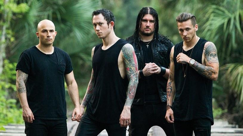 Amerykańska grupa Trivium wystąpi pod koniec marca 2018 roku w Warszawie.