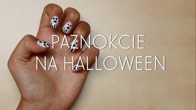 Halloween to doskonała okazja, kiedy można sięgnąć po wszystkie upiorne, straszne pomysły na stylizację. Na ten szczególny dzień warto również zadbać o specjalne paznokcie - a te znakomicie będą wyglądały ze świetnymi, halloweenowymi paznokciami. Zobaczcie, jak je zrobić w kilka chwil!
