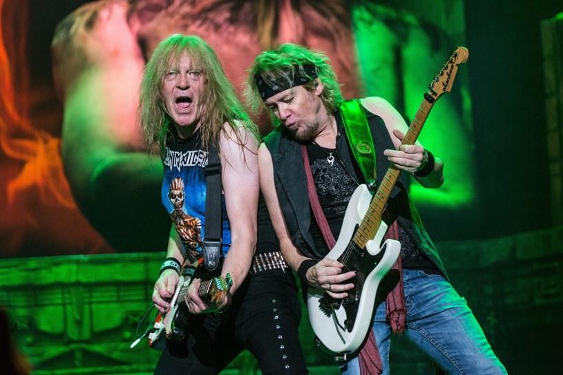 """Legenda ciężkiego rocka Iron Maiden zagra 27 lipca przyszłego roku w Tauron Arenie Kraków. Koncert odbędzie się w ramach światowej trasy zespołu zatytułowanej """"Legacy Of The Beast""""."""