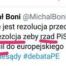 Czy totalna opozycja potrafi w ogóle pisać po polsku ?