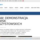 Faszyzm i rasizm w Polsce.