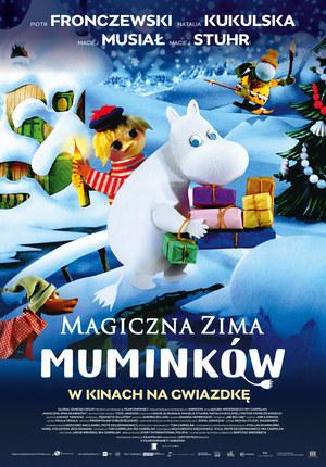 Magiczna zima Muminków