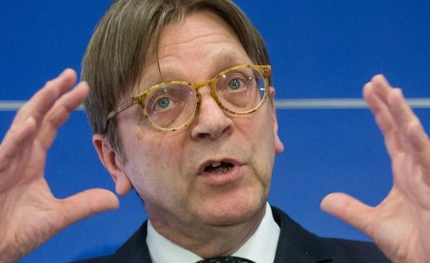 Lider Porozumienia Liberałów i Demokratów na rzecz Europy (ALDE) Guy Verhosftadt pogratulował na Twitterze Katarzynie Lubnauer, która została przewodniczącą partii Nowoczesna. Wyraził nadzieję na dalszą dobrą współpracę.