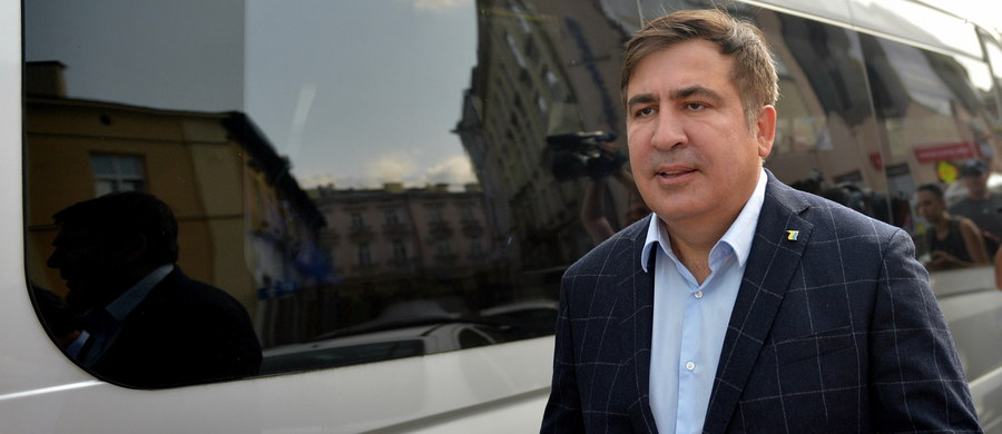 Do końca roku były prezydent Gruzji Micheil Saakaszwili może zostać deportowany z Ukrainy do Polski. Saakaszwili został przez prezydenta Petra Poroszenkę pozbawiony obywatelstwa ukraińskiego. Mimo to wjechał do kraju przez polsko-ukraińską granicę i organizuje protesty przeciwko obecnej ukraińskiej władzy, oskarżając ją o korupcję.