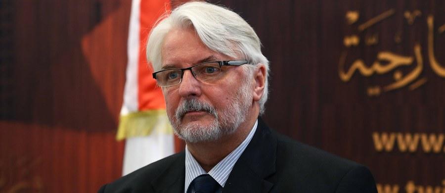 Ministerstwo Spraw Zagranicznych nie ujawni ekspertyz dotyczących wyboru Donalda Tuska na stanowisko szefa Rady Europejskiej. Upublicznienie opinii, na które publicznie powoływał się szef dyplomacji, nakazał resortowi Wojewódzki Sąd Administracyjny.