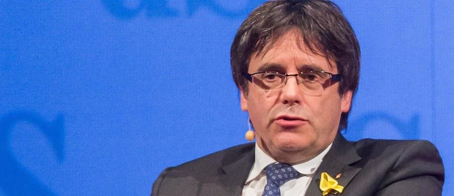 Sąd Najwyższy Hiszpanii wycofał Europejski Nakaz Aresztowania (ENA) zdymisjonowanego szefa regionalnego rządu Katalonii Carlesa Puigdemonta oraz czworga członków jego gabinetu - podała agencja EFE, powołując się na źródła sądowe.