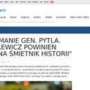Dyktatura polska czyni kolejne kroki są już aresztowania .