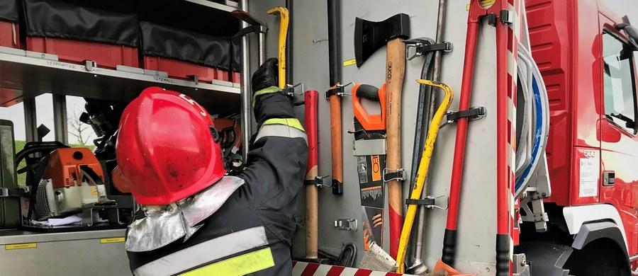 W budynku mieszkalnym w Koninku w Wielkopolsce doszło do wybuchu gazu, w wyniku którego dwie osoby zostały ranne - informuje dziennikarz RMF FM Adam Górczewski.