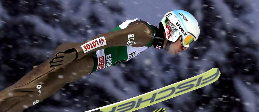Norweg Anders Fannemel zwyciężył w sobotnim konkursie Pucharu Świata w szwajcarskim Engelbergu. Na drugim miejscu uplasował się Niemiec Richard Freitag. Trzecie miejsce zajął Kamil Stoch - to 46. podium w karierze naszego skoczka. Dawid Kubacki był ósmy, a na 10. pozycji znalazł się Piotr Żyła.