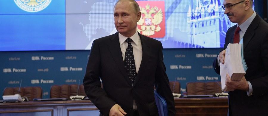 Rosyjska Centralna Komisja Wyborcza przyjęła złożone przez prezydenta Władimira Putina dokumenty wymagane do rejestracji w charakterze kandydata w wyborach prezydenckich. Wybory prezydenckie odbędą się w Rosji w marcu 2018 roku.