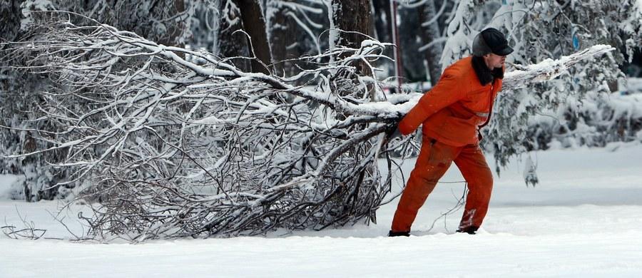 Bezprecedensowa fala zimna nawiedziła Kanadę. Niskie temperatury panują na prawie całym terytorium kraju i mogą utrzymywać się do początku stycznia.