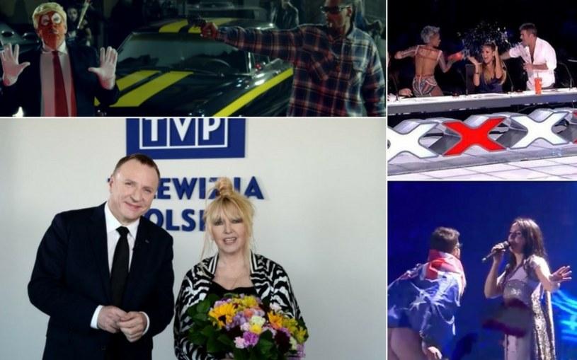 Afera wokół festiwalu w Opolu, polityczne kontrowersje na tegorocznej Eurowizji oraz poważne oskarżenia o molestowania i gwałty w branży muzycznej. Tymi skandalami żyła opinia publiczna w 2017 roku.