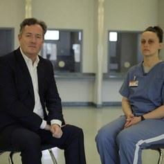 Piers Morgan na tropie morderczyń