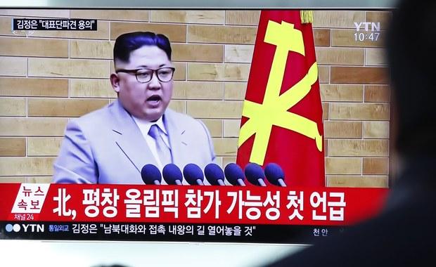 Przywódca Korei Północnej Kim Dzong Un oświadczył, że broń nuklearna jego kraju jest w stanie razić cele na całym terytorium USA i dlatego Waszyngton nigdy nie będzie mógł rozpocząć wojny. Dodał, że broń ta będzie użyta tylko w razie zagrożenia bezpieczeństwa Korei Płn.