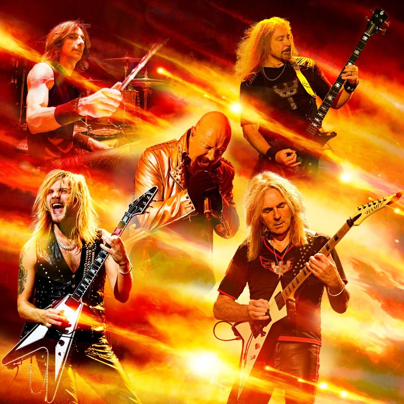 """Muzycy Judas Priest podzielili się z fanami nowym utworem """"Lightning Strike""""."""