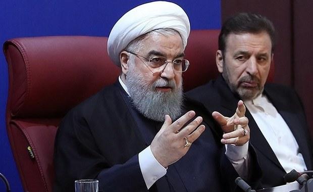 """Odpowiedź Iranu na ewentualne wypowiedzenie przez USA porozumienia nuklearnego będzie """"proporcjonalna oraz ostra"""" - oświadczył na konferencji prasowej rzecznik irańskiego ministerstwa spraw zagranicznych Bahram Gasemi."""
