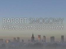 Raport smogowy - wiem, czym oddycham