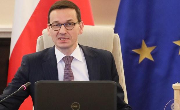 O godz. 13.30. odbędzie się pierwsze posiedzenie rządu Mateusza Morawieckiego w nowym składzie, planowane posiedzenie Rady Ministrów o godz. 10. zostało odwołane - poinformował szef Kancelarii Premiera Michał Dworczyk.