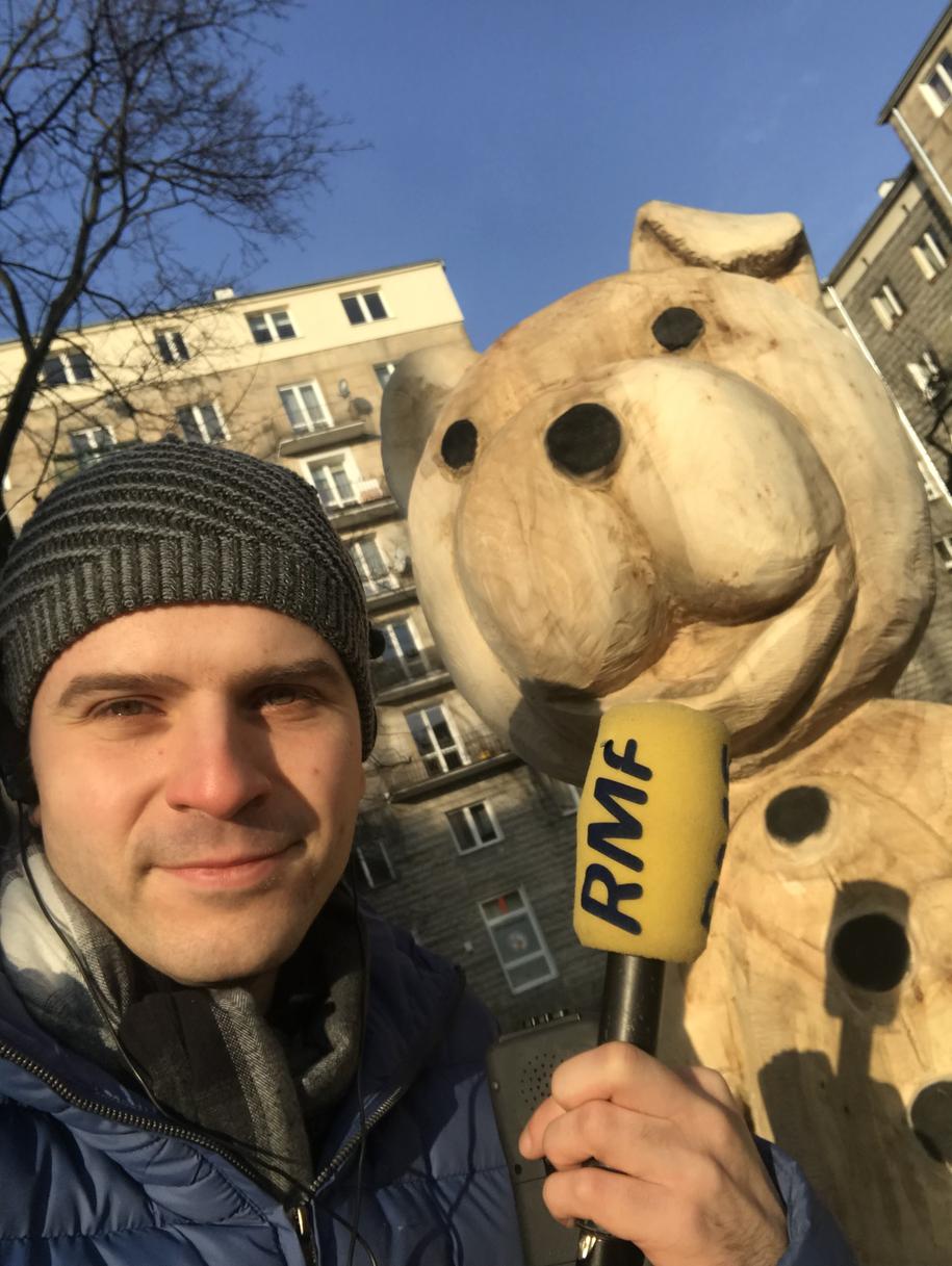 /Michał Dobrołowcz /RMF FM