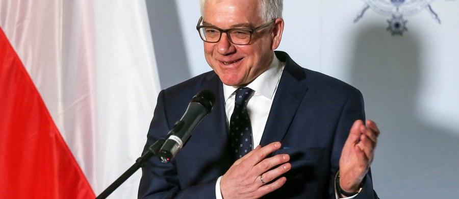 Rośnie taki antypolonizm w Izraelu, także w związku z tą gorącą dyskusją; to niedobre, niepokojące – mówił szef MSZ Jacek Czaputowicz pytany o demonstrację przed polską ambasadą w Tel Awiwie przeciwko nowelizacji ustawy o IPN.
