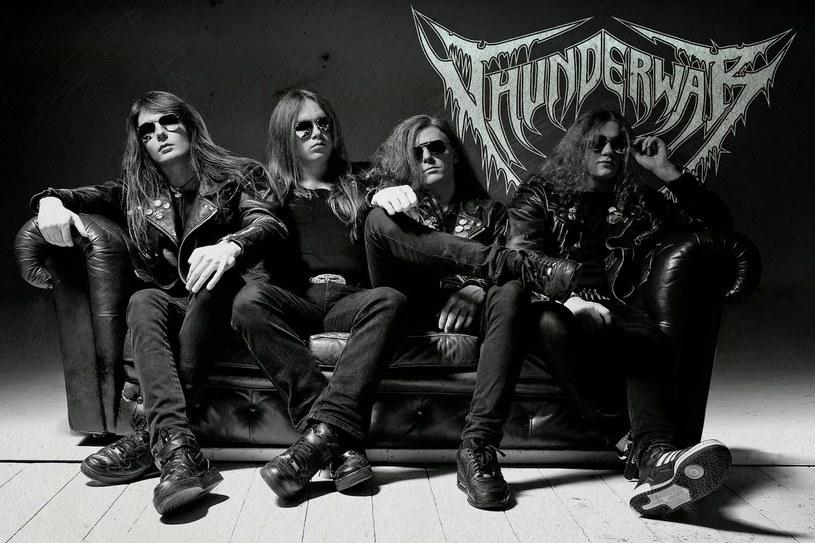 Warszawska grupa Thunderwar podpisała kontrakt z Lifeforce Records.