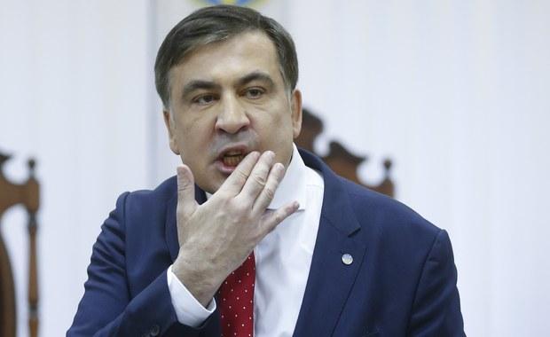 Zatrzymany w Kijowie były prezydent Gruzji i przeciwnik polityczny prezydenta Ukrainy Petra Poroszenki Micheil Saakaszwili został przyjęty na terytorium Rzeczypospolitej Polskiej - poinformowała Straż Graniczna. Wydalenie polityka miało związek z wyrokiem sądu, który uznał go za winnego nielegalnego przekroczenia granicy.