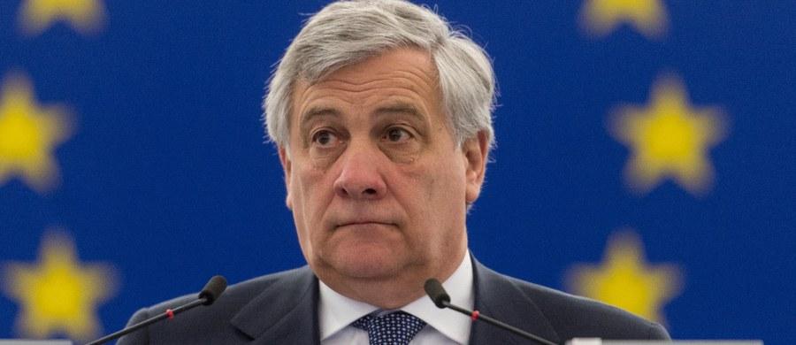 Nowelizacja ustawy o IPN była jednym z tematów rozmowy przewodniczącego Parlamentu Europejskiego Antonio Tajaniego z przywódcami rzymskiej wspólnoty żydowskiej w synagodze w Wiecznym Mieście - dowiedziała się PAP.