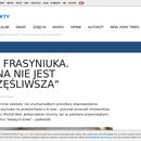 Zatrzymanie Władysława Frasyniuka.