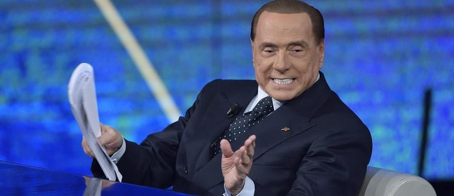 """Silvio Berlusconi, lider koalicji włoskiej centroprawicy startującej w wyborach 4 marca, powiedział, że widzi siebie w roli """"reżysera"""" na scenie politycznej. Przyznał, że na razie za wcześnie jest, by mówić, czy będzie kandydował na urząd prezydenta. Podkreślił też, że nigdy nie chciał zajmować się polityką."""