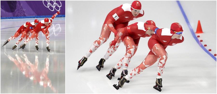 Karolina Bosiek, Natalia Czerwonka i Luiza Złotkowska zajęły siódme miejsce w olimpijskich zawodach drużynowych! W decydującym wyścigu w Pjongczangu nasze panczenistki zdecydowanie wygrały z Koreankami.