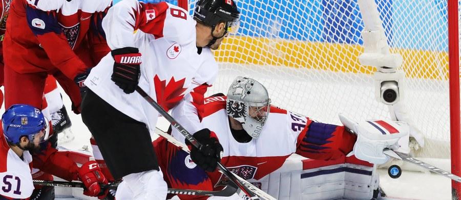 Hokeiści Kanady, mistrzowie dwóch ostatnich igrzysk pokonali w meczu o brązowy medal turnieju olimpijskiego w Pjongczangu Czechy 6:4 (3:1, 0:0, 3:3).