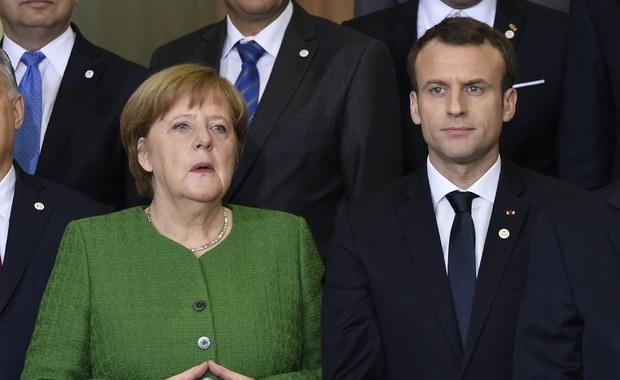 Prezydent Francji Emmanuel Macron i kanclerz Niemiec Angela Merkel będą w niedzielę rozmawiać z prezydentem Rosji Władimirem Putinem o jak najszybszym wprowadzeniu w życie rozejmu w Syrii. Poinformował o tym w nocy z soboty na niedzielę Pałac Elizejski.