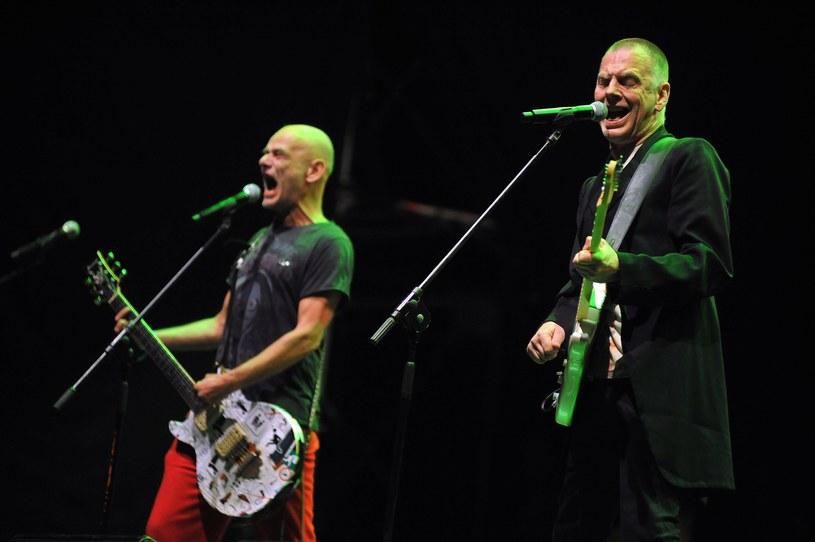 """Robert Brylewski i Tomek Lipiński nie pojawią się podczas specjalnego koncertu """"Punk Alive"""" w ramach Tauron Life Festival Oświęcim."""