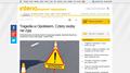 Tragedia w Opolskiem. Cztery osoby nie żyją - raportdrogowy.interia.pl - wypadki drogowe, kraksy, karambole