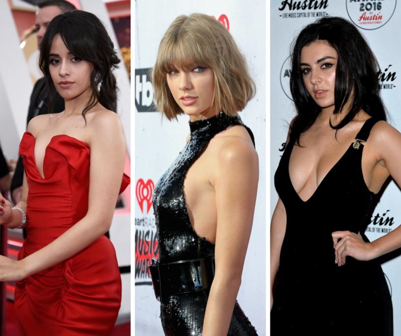 """Taylor Swift ogłosiła, ze Camila Cabello i Charlie XCX wystąpią w roli supportu podczas jej trasy koncertowej promującej album """"Reputation""""."""