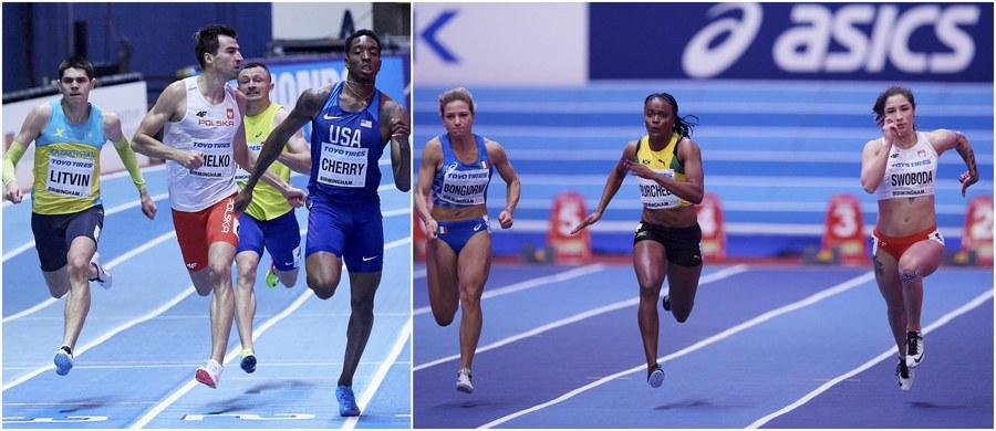 To jak dotąd udany dzień dla polskich lekkoatletów w Birmingham. Tylko startującej na 400 m Patrycji Wyciszkiewicz nie udało się awansować do półfinału swojej konkurencji w halowych mistrzostwach świata. W komplecie w półfinałach zameldowali się natomiast 400-metrowcy i sprinterki.