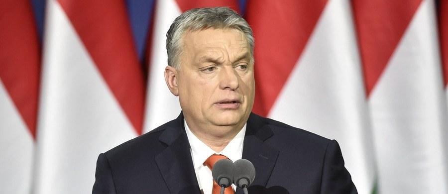 """Premier Węgier Viktor Orban ostrzegł przed """"Stanami Zjednoczonymi Europy"""", twierdząc, że gdyby one powstały, Europa stałaby się kontynentem imigranckim, a wraz z nią Węgry. Mówił o tym na uroczystości w Węgierskiej Akademii Nauk."""