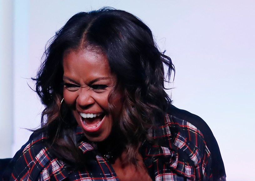 Michelle Obama odwiedziła 2-letnią Parker Curry, której zdjęcie - wpatrzonej w portret byłej pierwszej damy USA - podbiło internet.