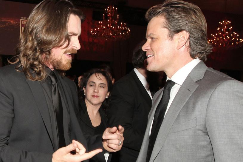 """Matt Damon i Christian Bale są zainteresowani głównymi rolami w nowym filmie Jamesa Mangolda, autora takich produkcji, jak """"Logan: Wolverine"""", """"Przerwana lekcja muzyki"""" czy """"Spacer po linie""""."""